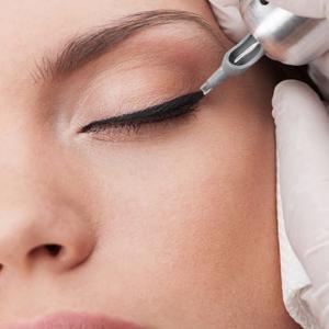 maquillage permanent sur lèvres